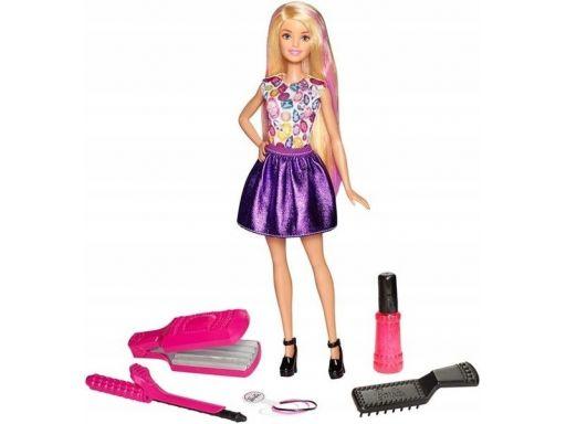 Lalka barbie zrób to sama - fale i loki dwk49