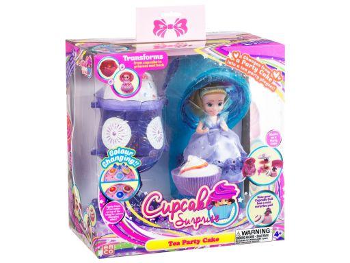 Cupcake laleczka deser lodowy babeczka lalka 1140