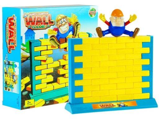 Gra zręcznościowa spadające cegły bob zbuduj mur