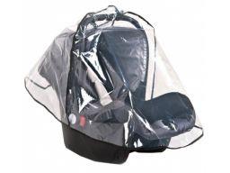 Folia przeciwdeszczowa do fotelika lub nosidełka