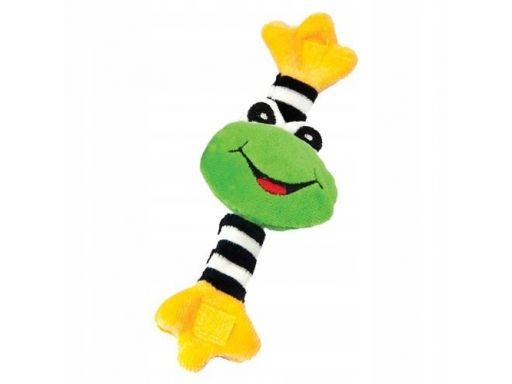 Grzechotka na rączkę żabcia hencz toys