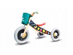 Sunbaby rowerek biegowy drewniany 2w1 twist safari