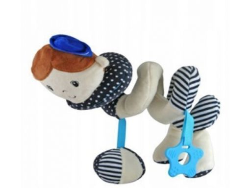 Baby-mix spiralka do wózków chłopiec marynarz