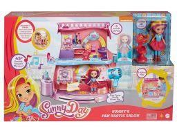 Mattel sunny day zestaw salon piękności gkt65