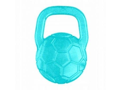 Babyono silikonowy gryzak chłodzący piłka blue