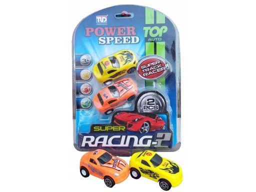 Zabawki auta power speed wyścigówki napęd