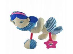 Baby-mix spiralka do wózków dziewczynka marynarz