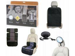 Zestaw samochodowy combo 4w1 a3 baby & kids