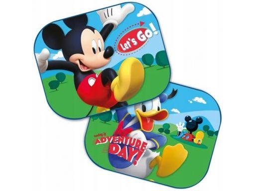 Zasłonki boczne myszka miki disneya 2 szt 44 x 35