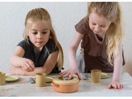 Bio zestaw obiadowy kuchnia przybory gotowanie 2+