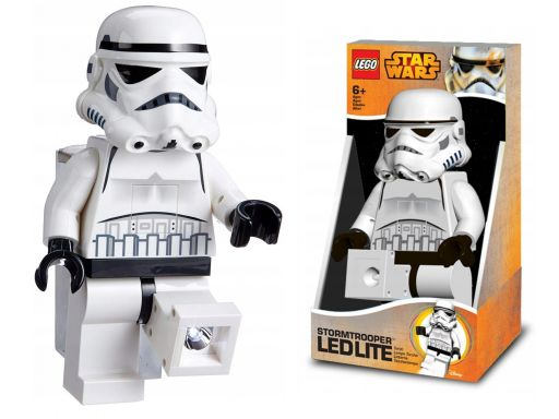 Lego lampka latarka star wars stormtrooper 20 cm