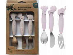 Zestaw sztućców sztućce łyżka widelec nóż kuchnia