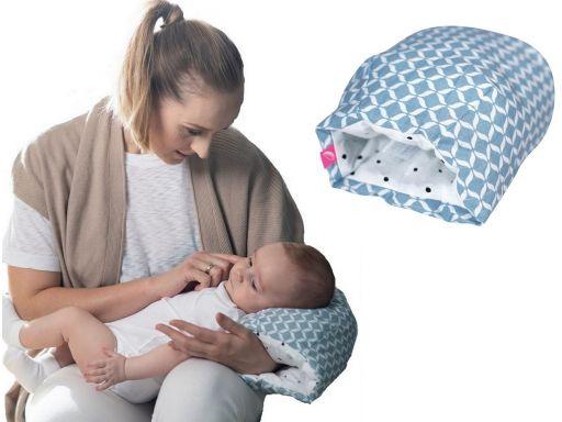Mufka poduszka do karmienia na rękę motherhood