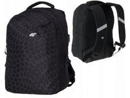 Plecak miejski,sportowy na laptopa pcu001 18l 4f