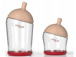 Butelki do karmienia mimijumi 120ml i 240ml zestaw