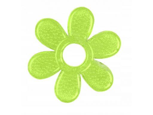 Babyono silikonowy gryzak chłodzący zielony
