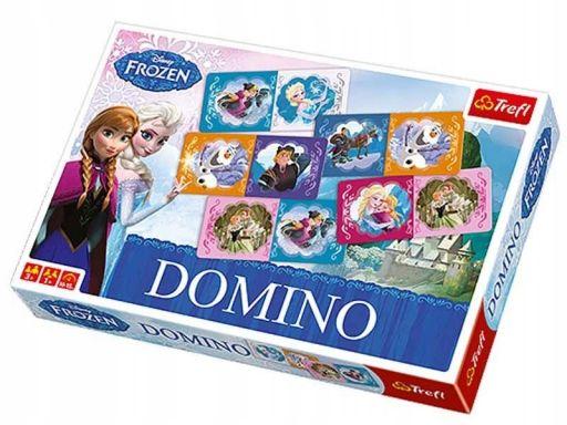 Chs gra trefl domino frozen kraina lodu pt-01210