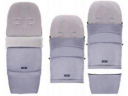 Śpiworek śpiwór do wózka nego plusz zaffiro womar