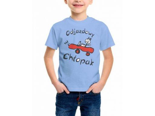 Koszulka dziecięca z twoim wzorem grafiką 12-14lat