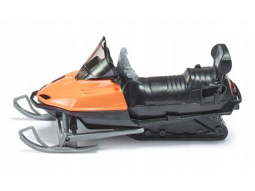 Trefl siku pojazd skuter śnieżny metalowy model