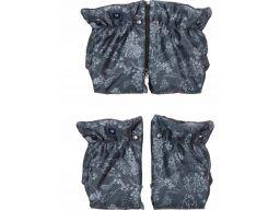Mufki rękawiczki royal z pluszem womar zaffiro