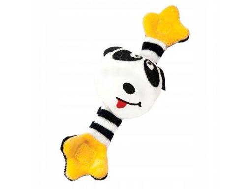 Grzechotka na rączkę panda hencz toys
