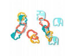 Babyono linki zawieszki gryzaki łańcuszek