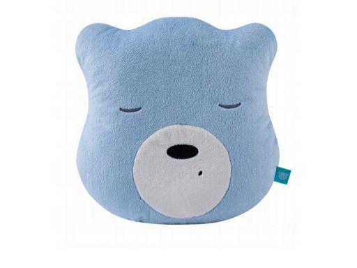 Szumisiowa poduszka niebieska szumisie przytulanka
